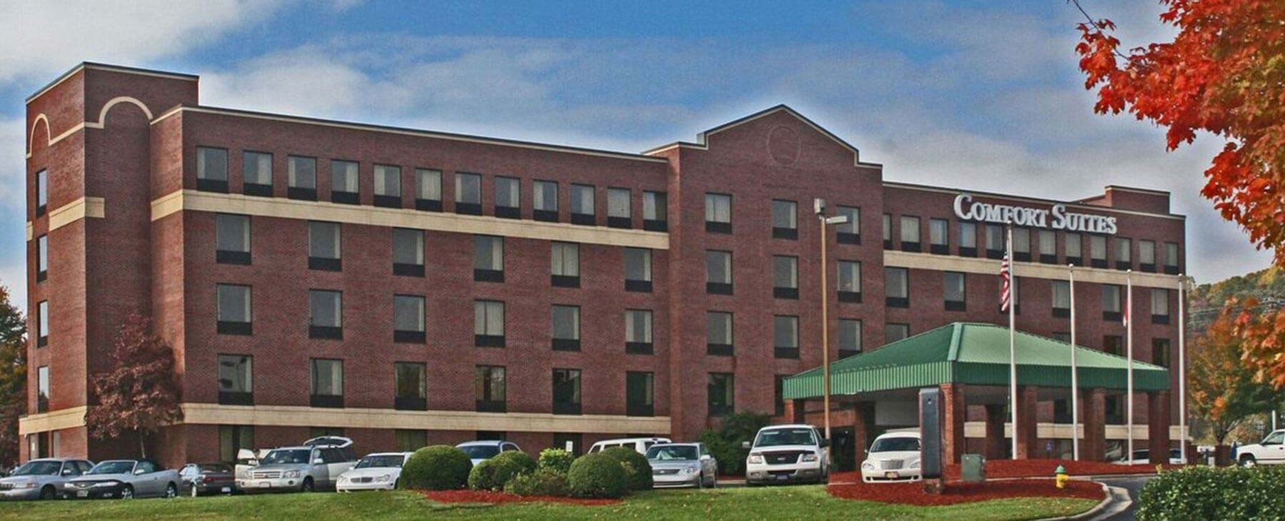 Hotels And Other Lodging In And Near Asheville