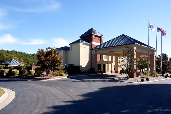 Holiday Inn Express Hotel & Suites - Butner-Creedmoor
