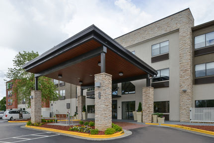 Best Western Raleigh Inn
